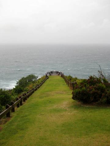 Captain Cook Lookout, Norfolk Island, Australia