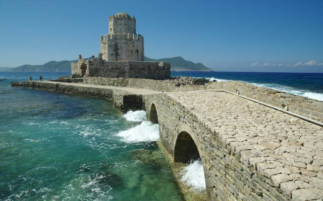 Methoni, Peloponnese, Greece