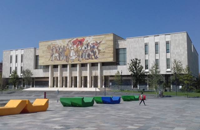 National Museum of History, Tirana, Albania